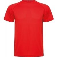 Camiseta de Fútbol ROLY Montecarlo 0425-60
