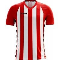 Camiseta de Fútbol HUMMEL Essential Authentic V Striped E03-019-3946