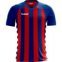 Camiseta de Fútbol HUMMEL Essential Authentic V Striped E03-019-7358