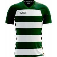 Camiseta de Fútbol HUMMEL Essential Authentic H Striped E03-020-6131