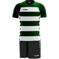 Equipación de Fútbol HUMMEL Essential Authentic H Striped P-E03-020-6131