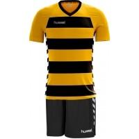 Equipación de Fútbol HUMMEL Essential Authentic H Striped P-E03-020-5020
