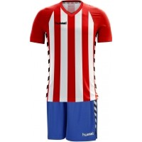 Equipación de Fútbol HUMMEL Essential Authentic V Striped P-E03-019-3946