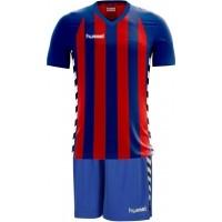 Equipación de Fútbol HUMMEL Essential Authentic V Striped P-E03-019-7358