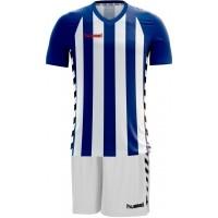 Equipación de Fútbol HUMMEL Essential Authentic V Striped P-E03-019-7691