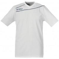 Camiseta Entrenamiento de Fútbol UHLSPORT Stream 3.0 Cotton 1002096-10