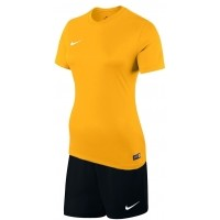 Equipación Mujer de Fútbol NIKE Park P-833058-739