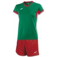 Equipación Mujer de Fútbol JOMA Champion IV Woman P-900431.456
