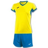 Equipación Mujer de Fútbol JOMA Champion IV Woman P-900431.907