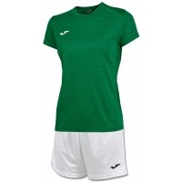 Equipación Mujer de Fútbol JOMA Campus II Woman P-900242.450