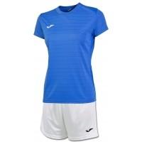 Equipación Mujer de Fútbol JOMA Campus II Woman P-900242.700