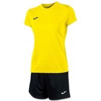 Equipación Mujer de Fútbol JOMA Campus II Woman P-900242.900