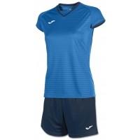 Equipación Mujer de Fútbol JOMA Galaxy Woman P-900706.703