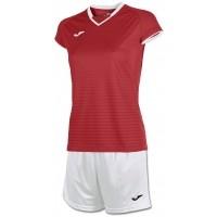 Equipación Mujer de Fútbol JOMA Galaxy Woman P-900706.602