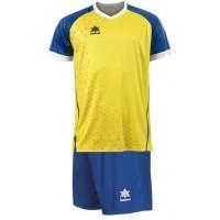 Equipación de Fútbol LUANVI Cardiff P-11482-0027