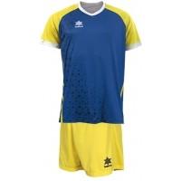 Equipación de Fútbol LUANVI Cardiff P-11482-1516