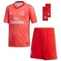 Camiseta de Fútbol ADIDAS 3ª equipación Real Madrid 2018-19 DP5444