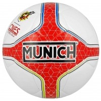 Balón Fútbol Sala de Fútbol MUNICH Balón Hera Indoor RFEF 58 cm 5001080-58