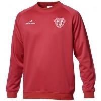 Trebujena C.F. de Fútbol MERCURY Sudadera Jugadores TRE01-MESUAR-04 PERFORMANCE