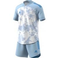 Equipación de Fútbol ADIDAS Condivo 20 Prime Blue P-FI41221