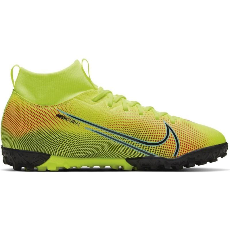 Nike Mercurial Superfly VII Academy MDS TF Niño