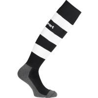 Media de Fútbol UHLSPORT Essential Stripe 1006100-01