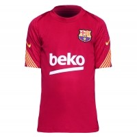 Camiseta de Fútbol NIKE FC Barcelona Strike Junior 2020-2021 CD6029-621