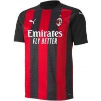 Camiseta de Fútbol PUMA 1ª Equipación AC Milán 2020-2021 757277-01