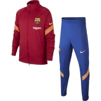 Chandal de Fútbol NIKE FC Barcelona Strike 2020-2021 Niño CD6031-621