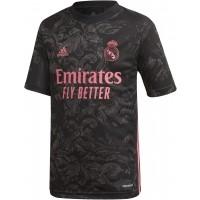 Camiseta de Fútbol ADIDAS 3ª Equipación Real Madrid 2020-2021 Niño FQ7477