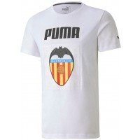Camiseta de Fútbol PUMA Valencia CF FtblCore Graphic 2020-2021 758338-01