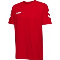 Camiseta Entrenamiento de Fútbol HUMMEL HmlGo Cotton 203566-3062