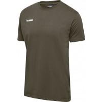 Camiseta Entrenamiento de Fútbol HUMMEL HmlGo Cotton 203566-6084