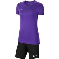 Equipación Mujer de Fútbol NIKE Park VII P-BV6728-547
