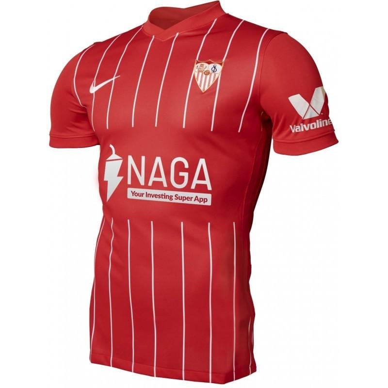 Camiseta Nike 2ª Equipación Sevilla FC 2021-2022