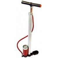 Compresor JS Bomba de pie acumulador y manómetro