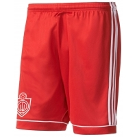 C.D. Utrera adidas Pantalón Rojo Cantera