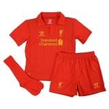 Camiseta de Fútbol WARRIOR  Liverpool minikit 2012-2013 WSTI202