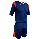 Equipación de Fútbol FUTSAL Madrigal 5141MARO
