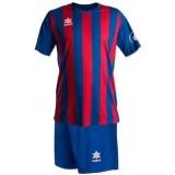 Equipación de Fútbol LUANVI New Listada P-07248-5093