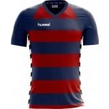 Camiseta de Fútbol HUMMEL Essential Authentic H Striped E03-020-7358