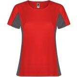 Camiseta Entrenamiento de Fútbol ROLY Shanghai Woman 6648-6046
