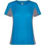 Camiseta Entrenamiento de Fútbol ROLY Shanghai Woman 6648-1246