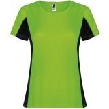 Camiseta Entrenamiento de Fútbol ROLY Shanghai Woman 6648-22202