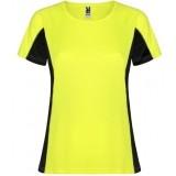 Camiseta Entrenamiento de Fútbol ROLY Shanghai Woman 6648-22102