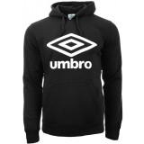 Sudadera de Fútbol UMBRO Fleece Hoodie 64876U-090