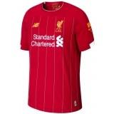Camiseta de Fútbol NEW BALANCE 1ª Equipación Liverpool FC 2019-2020 MT930000