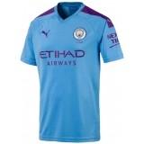 Camiseta de Fútbol PUMA 1ª Equipación Manchester City 2019-2020 755586-01