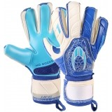 Guante de Portero de Fútbol HOSOCCER One Negative Storm Blue 051.0750
