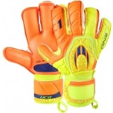 Guante de Portero de Fútbol HOSOCCER One Kontakt Evolution Orange Spark 051.0752
